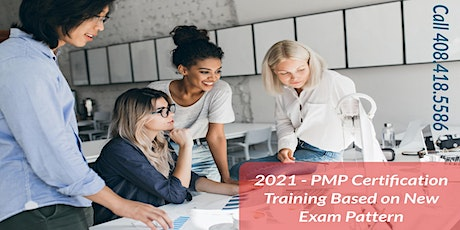 PMP Training in Sacramento, CA Based on New Exam Pattern tickets