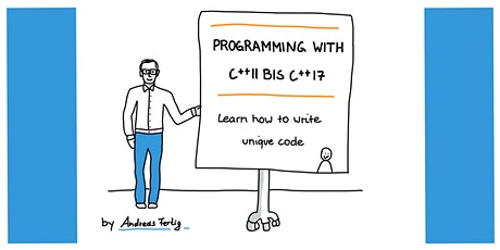 Programming with C++11 to C++17 tickets