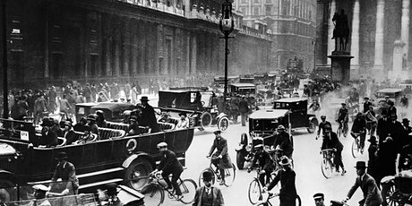 The Economic Blizzard: Interwar Britain & the onset of the Great Depression tickets