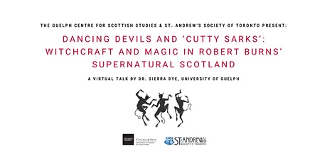 Dancing Devils and 'Cutty Sarks':  Witchcraft and Magic in Robert Burns tickets