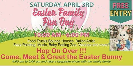 Easter Family Fun Day!! tickets