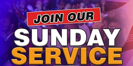 LOGICC Sunday Church Services - ONLINE tickets