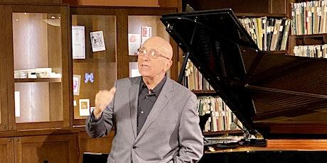 Bruno Leone Music Lecture » George & Ira Gershwin tickets