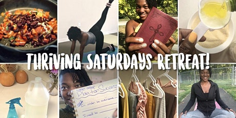 Thriving Saturdays Retreat • Health & Wellness • 1 Day • All 11 Classes tickets
