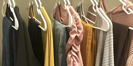 Declutter: D.I.Y. Minimalist Capsule Wardrobe Workshop for Beginners tickets