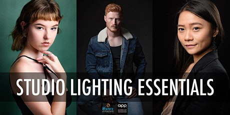 Studio Lighting Essentials  (February 2021) tickets
