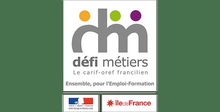 Atelier utilisateurs DOKELIO Ile-de-France billets