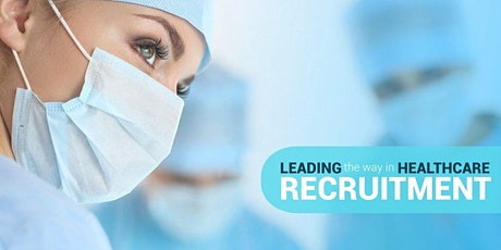 New York Healthcare and Health Services Hiring Event tickets