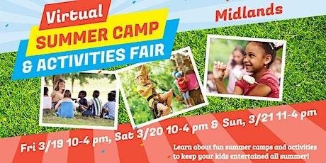 Midlands Virtual Camp Fair tickets