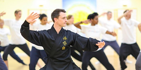 In-Studio Energy Yoga , Tai Chi and Meditation Classes tickets