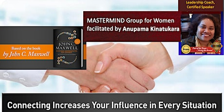 Virtual Mastermind Group for Women - Everyone Communicates Few Connect tickets