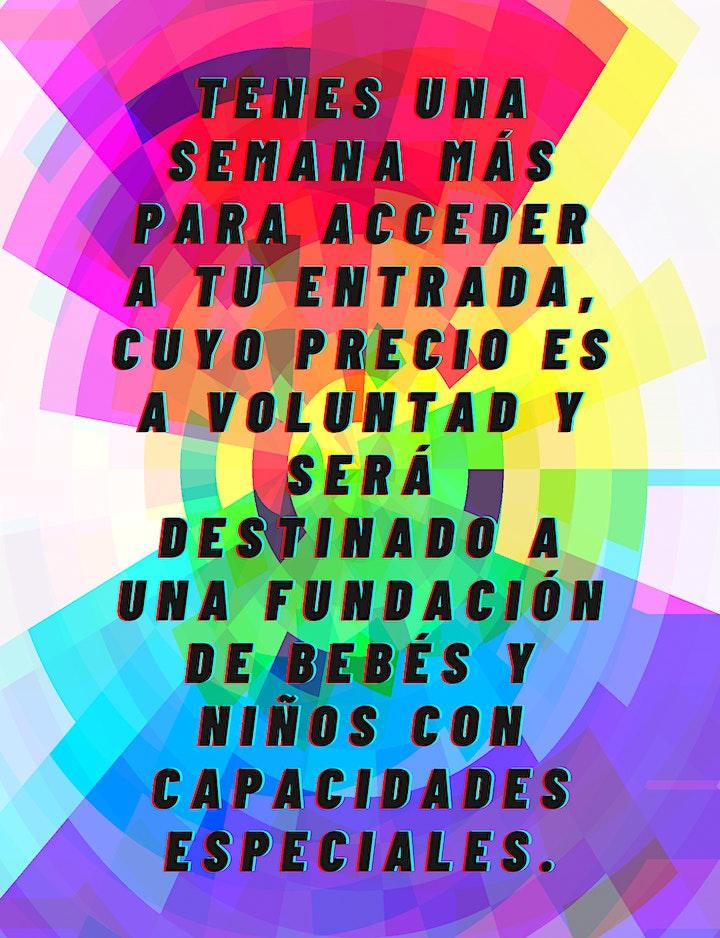 Imagen de Muestra Virtual- 1er Encuentro Latinoamericano de Artes Integradas LGBTQ+