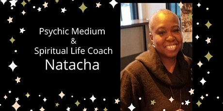 An Evening with Psychic Medium Natacha tickets