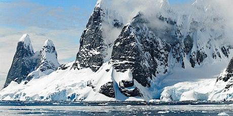 El cambio climático y la Antártida entradas