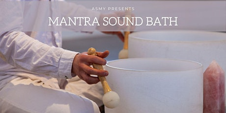 Mantra Sound Bath tickets