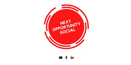 NextOppSocial is a Live Weekly Show for Entrepreneurs by Entrepreneurs tickets