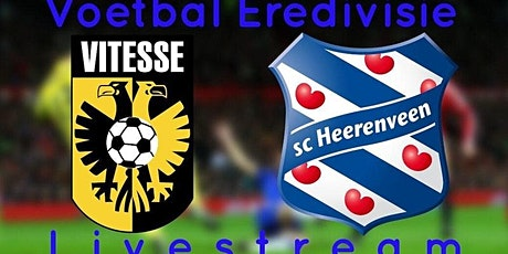 EREDIVISIE@!.VITESSE ARNHEM - HEERENVEEN LIVE OP TV 13 DEC 2020 tickets