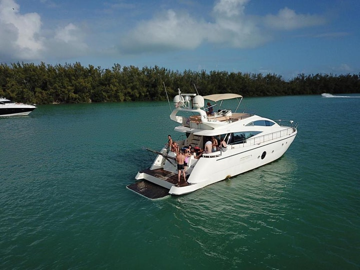 Spring Break Yacht Rental image