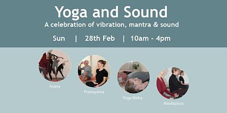 Yoga and Sound tickets