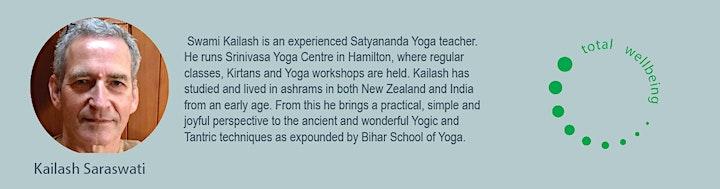 Yoga and Sound image