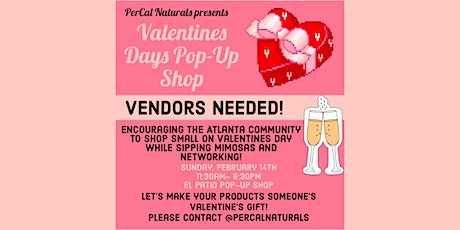 Valentines Day Pop-Up Shop tickets
