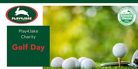 Play4Jake Charity Golf Day tickets