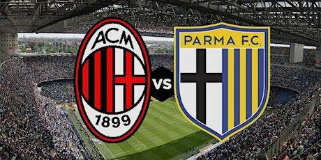 LIVE@!.Milan - Parma in. Dirett Live 13 Dicembre 2020 biglietti