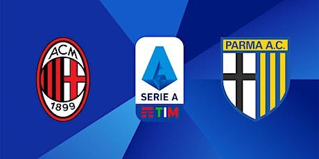 IT-STREAMS@!.Milan - Parma in. Dirett Live 13 Dicembre 2020 tickets