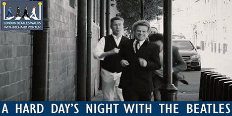 A Hard Day's Night with the Beatles In Marylebone, London tickets