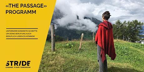 STRIDE |«The Passage» Programm - deutschsprachig Tickets