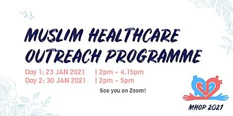 Muslim Healthcare Outreach Programme (MHOP) 2021 tickets