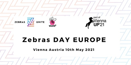 ZEBRAS DAY EUROPE -  part of  ViennaUP21 tickets