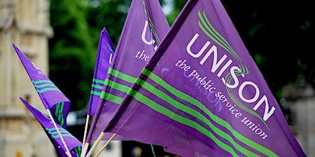 2021 UNISON Shropshire General Branch AGM tickets