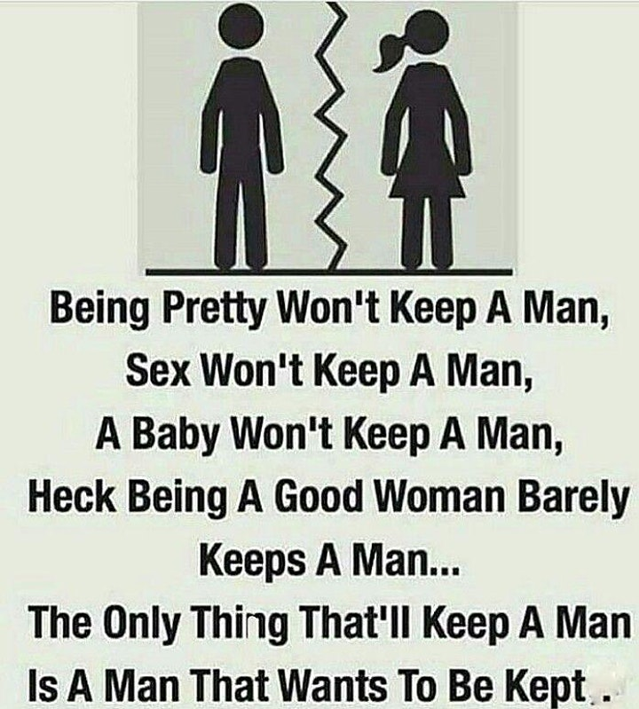 Why is a good man so hard to find?A discussion about dating. image