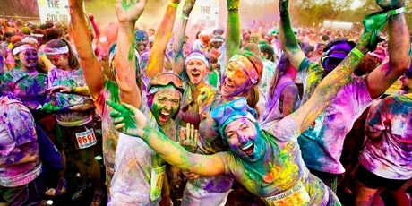 5K Colour Fun Run tickets