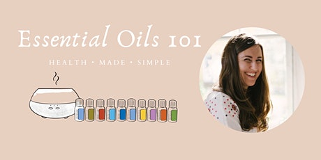 Online Essential Oils Intro Class tickets