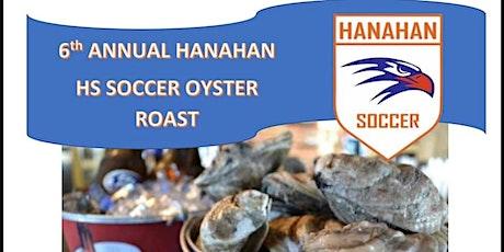 6th Annual Hanahan High School Soccer Oyster Roast tickets