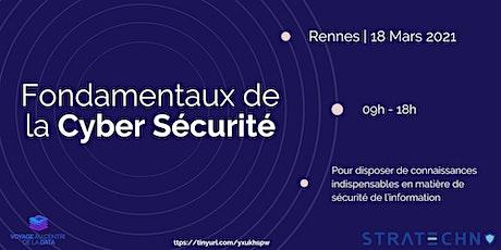 Les fondamentaux de la cybersécurité - Session de Rennes billets