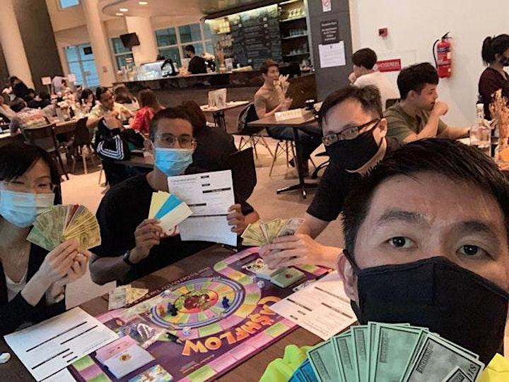 Fun way to increase your financial literacy thru Cashflow 101 image