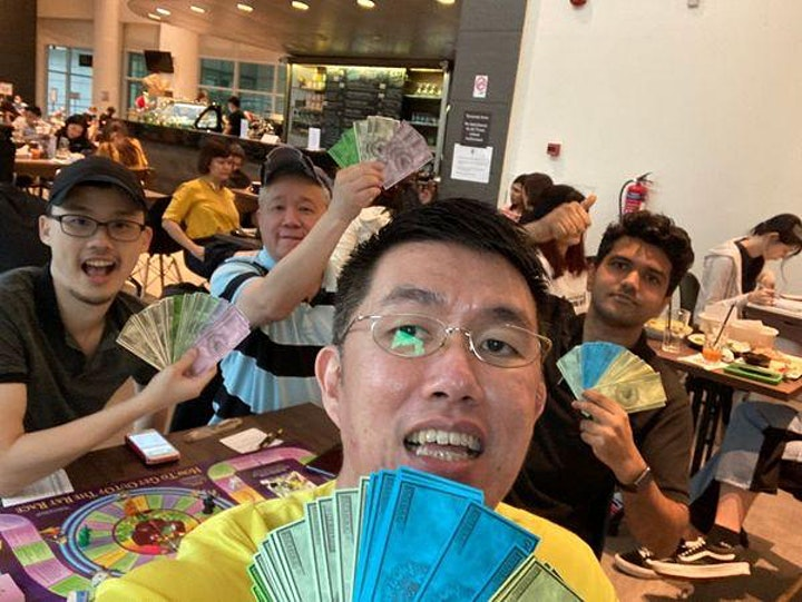 Cashflow 101 Game Day image