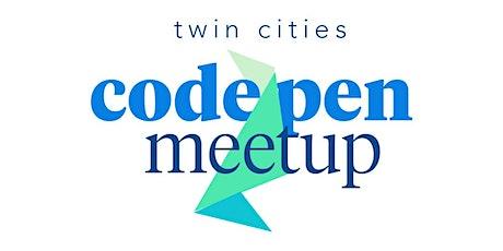 January Online CodePen Meetup tickets