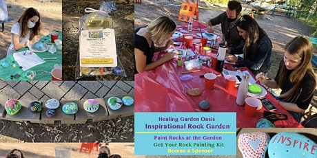 Inspirational Rock Painting Event at Alta Vista Botanical Gardens tickets