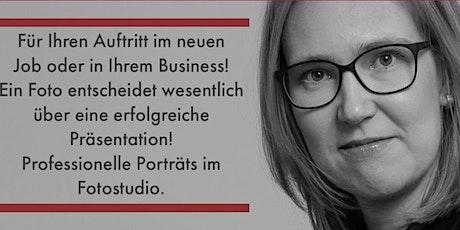Fotostudio Berlin - Porträt, Bewerbung Tickets