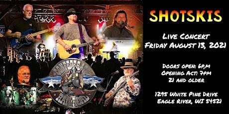 Confederate Railroad Live @ Shotskis tickets