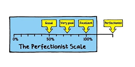 The Inevitable Chaos Of Perfectionism tickets