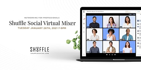 Virtual Networking for Professionals - Shuffle Vir tickets
