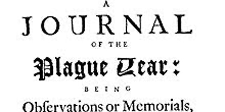 Walking Tour - A Journal of the Plague Year tickets