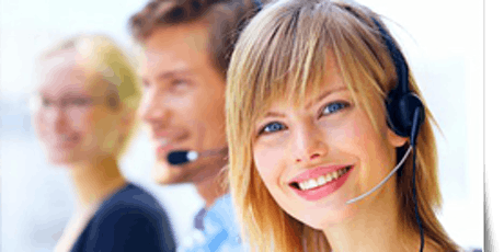 Professional Telephone Skills Training Course-Online Instructor-led 3hours tickets