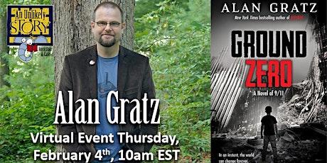 Alan Gratz tickets