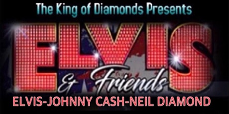 Elvis & Friends from Stars in your Eyes Grand Finalist Dave Dixon tickets